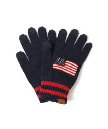 BEAMS MEN/INFIELDER DESIGN × BEAMS / 別注 USA Glove【タッチパネル対応】/500741439