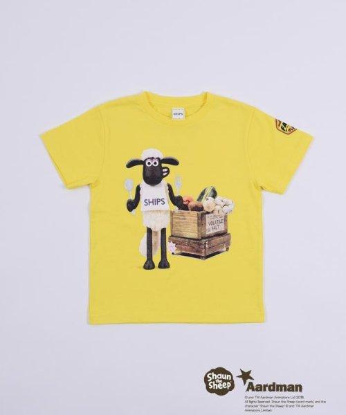SHIPS KIDS(シップスキッズ)/SHIPS KIDS:ひつじのショーン ネイチャー TEEシャツ(80〜90cm)/512320382