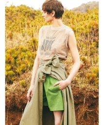 Mila Owen/トレンチデザインショートパンツ/500943245