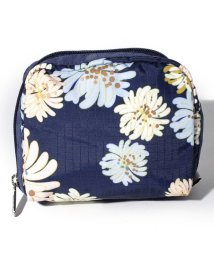 LeSportsac/SQUARE COSMETIC クリザンテーム/LS0020083