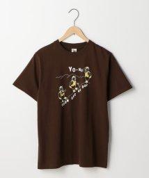 coen/クマACTIVE プリントTシャツ/500925978