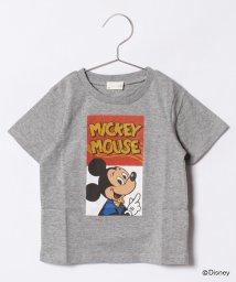 b-ROOM/DISNEYプリントTシャツ/500926680