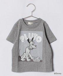 b-ROOM/DISNEYプリントTシャツ/500926682