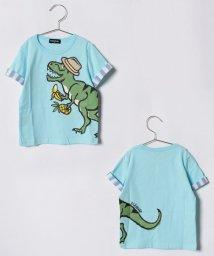 kladskap/恐竜プリントTシャツ/500926692