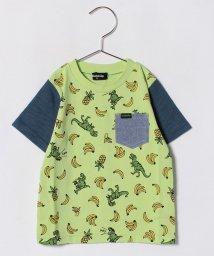 kladskap/フルーツ×恐竜柄Tシャツ/500926694
