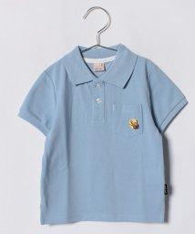 petit main/胸ポケット刺しゅう入りポロシャツ/500926696