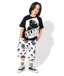 XLARGE KIDS/OG&車総柄布帛ショートパンツ/500927388