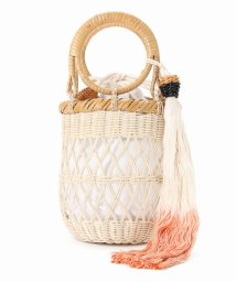 JOINT WORKS/Casse MESH ROUND TOTE/500955016