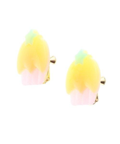 PINK-latte(ピンク ラテ)/カップケーキイヤリング/99990932021171