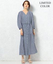 NIJYUSANKU/【洗える】LIBECO LINEN ワンピース/500955737
