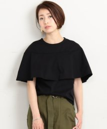 BEAUTY&YOUTH UNITED ARROWS/BY∴ フリルケープカットソー/500955836