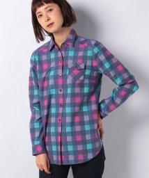 CARA O CRUZ/チェックシャツ/500895092