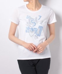 en recre/【PUPULA】刺繍×スパングルTシャツ/500923983