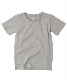 GLAZOS/ベーシック・クルーネック半袖Tシャツ/500955904