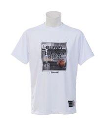 SPALDING/スポルディング/Tシャツ-RESPECT/500957561