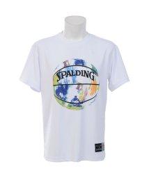 SPALDING/スポルディング/Tシャツ-MARBLE BALL/500957565