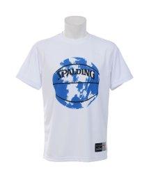 SPALDING/スポルディング/Tシャツ-MARBLE BALL/500957566