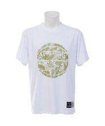 SPALDING/スポルディング/Tシャツ-LEAF BALL/500957573
