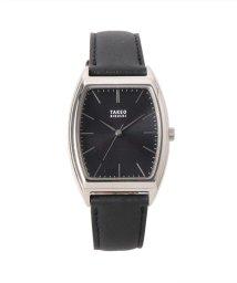 TAKEO KIKUCHI/トノー ソーラー時計 【メンズ ウォッチ 腕時計】/500957882