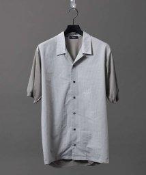 5351POURLESHOMMES/オープンカラーニットシャツ/500960230
