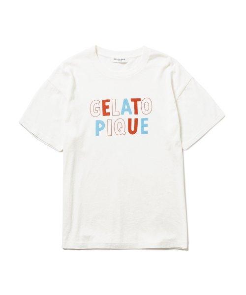 GELATO PIQUE HOMME(GELATO PIQUE HOMME)/【GELATO PIQUE HOMME】ワンポイントロゴTシャツ/PMCT182951