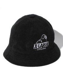 XLARGE KIDS/アイコン刺しゅう入りパイル6パネルハット/500936619