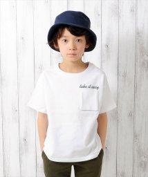 GLAZOS/ワイドシルエット半袖Tシャツ/500955896