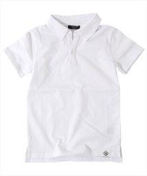 GLAZOS/スキッパー半袖Tシャツ/500955897