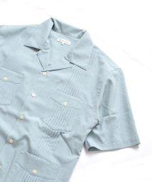 SHIPS JET BLUE/SHIPS JET BLUE: キューバシャツ/500961409