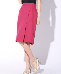 VICKY/【プチプライス!】リネンライクラップタイトスカート/500961498