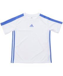 adidas/アディダス/キッズ/B CLIMALITE Tシャツ上下セット/500962189