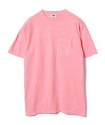BEAMS MEN/FRUIT OF THE LOOM × BEAMS / フルーツ染 ポケットTシャツ/500741414