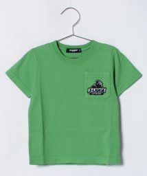 XLARGE KIDS/OGポケット製品染めTシャツ/500936618