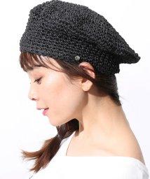 ViS/手編みペーパーベレー帽/500957542