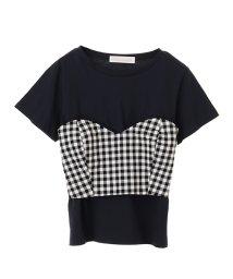 31 Sons de mode/ビスチェTシャツ/500957926