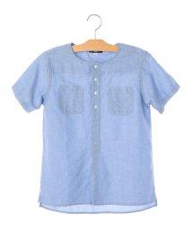 SHIPS KIDS/SHIPS KIDS:クルーネック 半袖 シャツ(145~160cm)/500963671