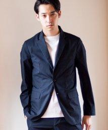 coen/【セットアップ企画】ストレッチタイプライターテーラードジャケット※パンツ別売り/500934964