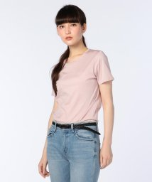 NOLLEY'S/シルケット天竺ラウンドネックTシャツ/500944194
