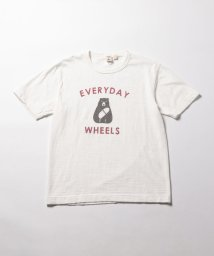 NOLLEY'S goodman/【BARNS/バーンズ】別注プリントTEE EVERYDAY WHEELS/500944222