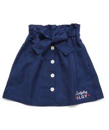 ALGY/前ボタンひらひらスカート/500958055