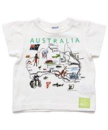 BREEZE / JUNK STORE/w.col 3柄地図Tシャツ/500958066
