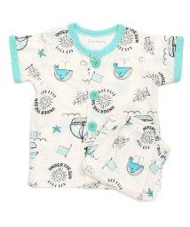 ampersand / F.O.KIDS MART/Boy's半袖半パンツ前開きパジャマ/500958090