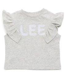 apres les cours/LEE袖フリルTシャツ/500958112