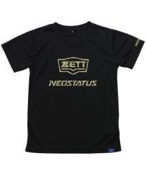 ZETT/ゼット/ネオステイタスTシャツJR/500969351