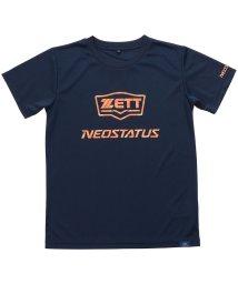 ZETT/ゼット/ネオステイタスTシャツJR/500969352