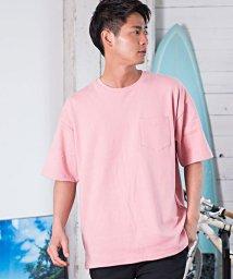 CavariA/CavariA【キャバリア】サイドZIPビックシルエットクルーネック半袖Tシャツ/500969449