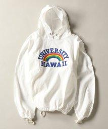 JOURNAL STANDARD relume Men's/HOLIDAYS COMFORT×relume / HAWAII UNIV 別注ハワイ大学フードパーカーブルゾン/500969629