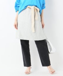JOURNAL STANDARD/【WALK OF SHAME/ウォーク オブ シェイム】mini sequinsエプロンスカート/500969657