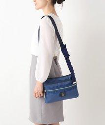 LANVIN en Bleu(BAG)/マエリス 薄型ショルダーバッグ/LB0005066