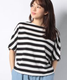 AZUL by moussy/BOXルーズTOPS/500957597